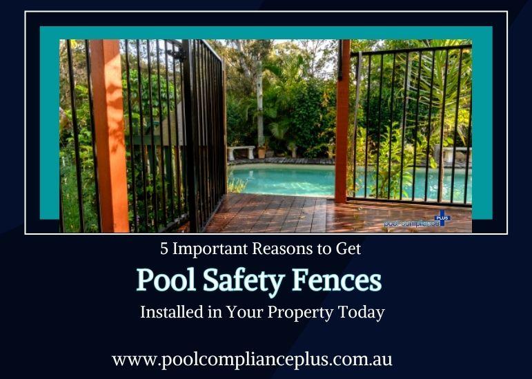 Pool Safety Fence South Australia